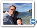 Torbay Beach selfie.
